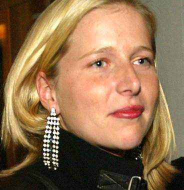 Cristina Stenbeck, 25, vice ordförande i Metro, styrelseledamot i Invik. Pappa: Jan Stenbeck
