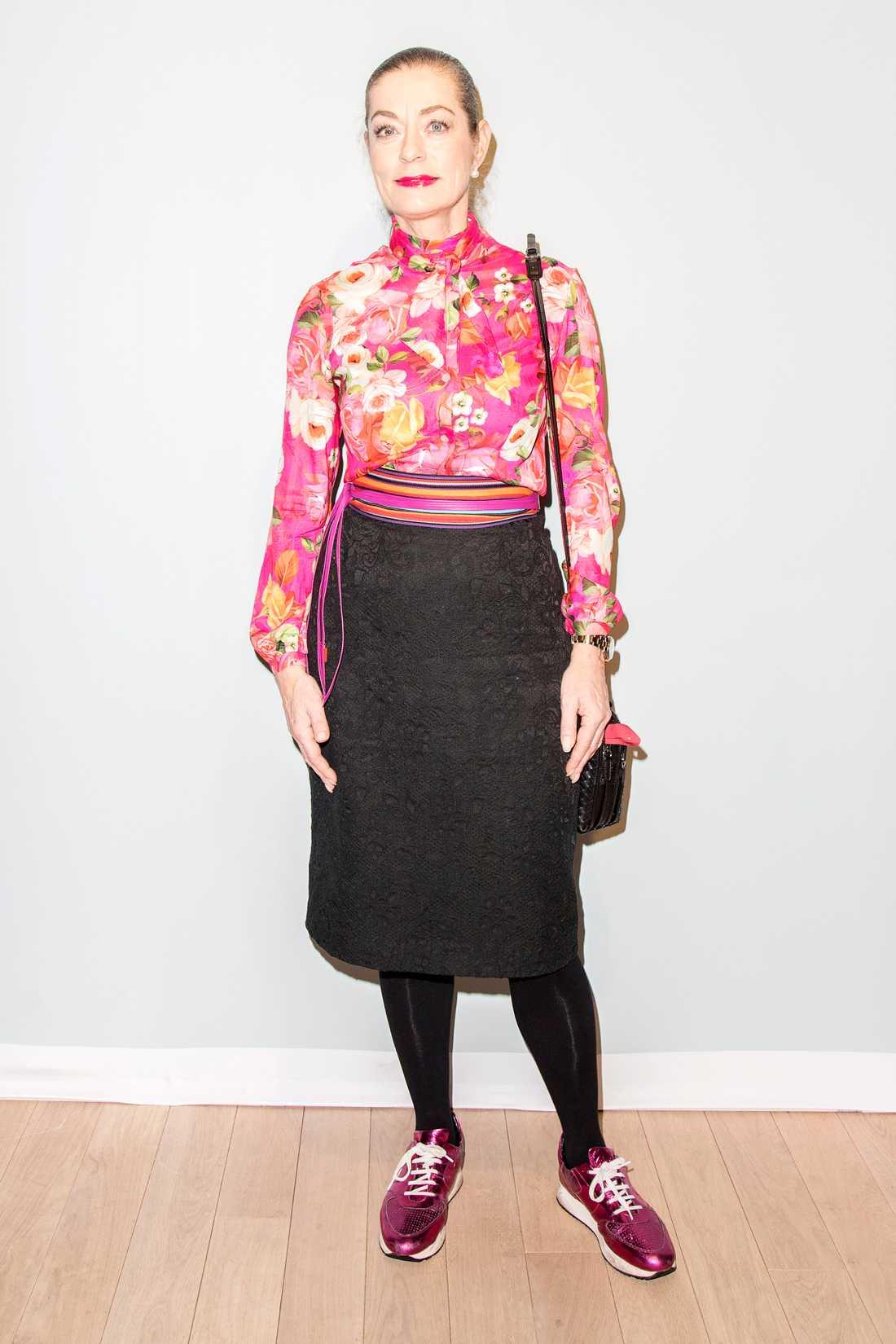 Camilla Thulin, designer och modeexpert.