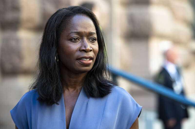 """""""En missad chans till maktskifte"""", tycker Liberalernas partiledare Nyamko Sabuni."""