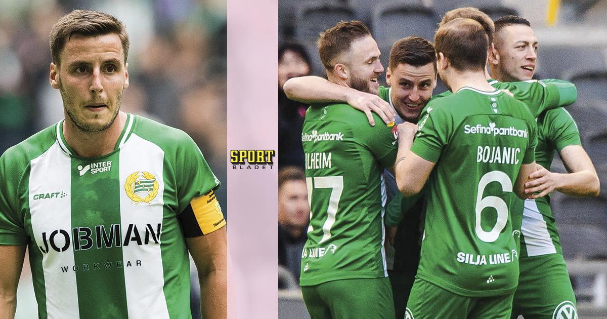 """Hammarby IF: Hammarbylagkaptenen: Det är en """"must win""""-match"""