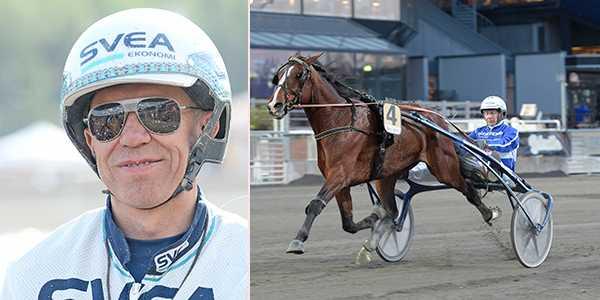 Örjan Kihlström och Global Winner spikas på V75.