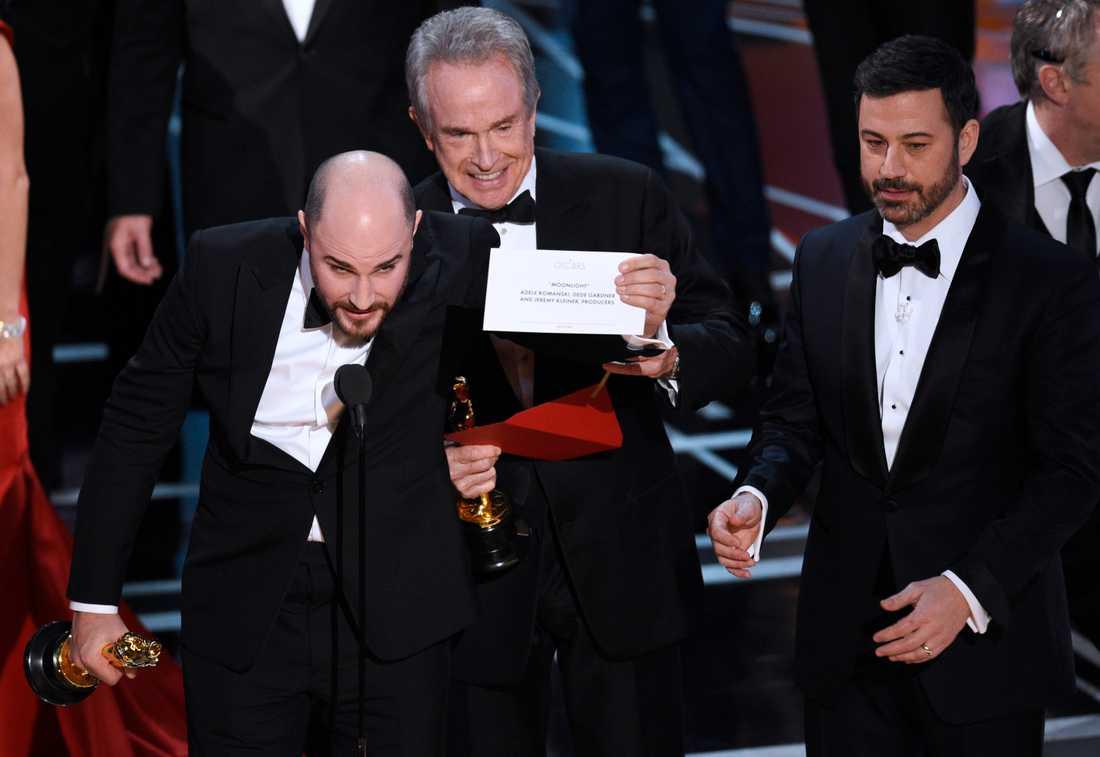 Jimmy Kimmel ledde också förra årets rafflande gala.
