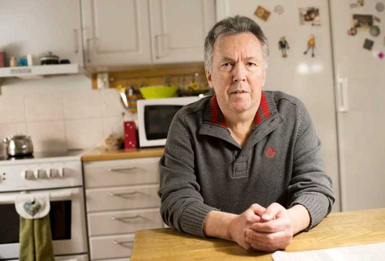 Parkinsonsjuke Sigvard Kyrö utförsäkrades ett halvår innan han skulle gå i ålderspension.