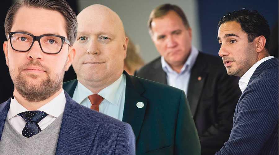 Ardalan Shekarabi påstår att Sverigedemokraterna skulle vilja avskaffa skyddsombuden, vilket är direkt felaktigt och en medveten lögn, skriver Jimmie Åkesson och Magnus Persson.