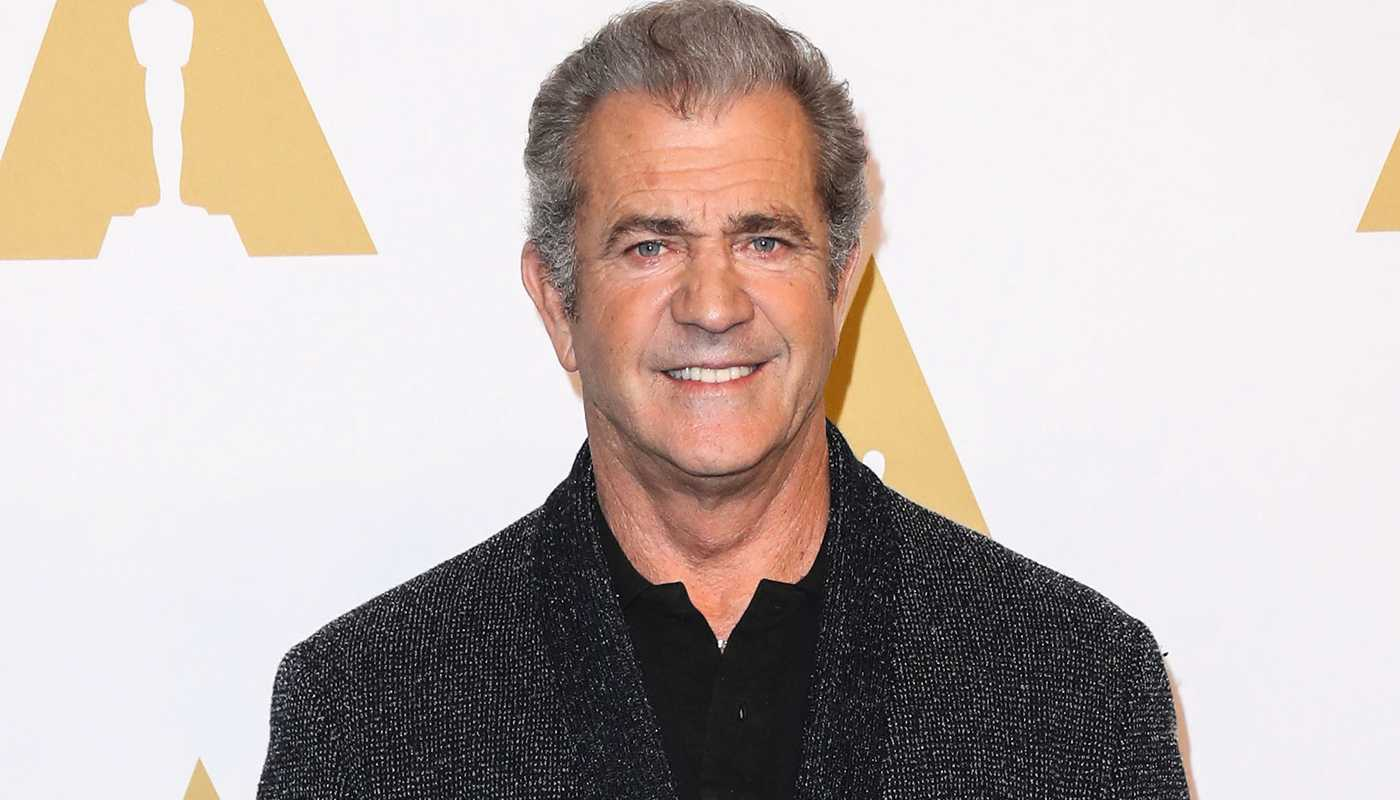 Mel Gibson stöttar Nazismens offer i Östeuropa.