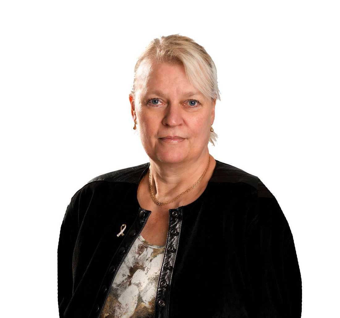 Ingela Edlund, andre vice ordförande LO