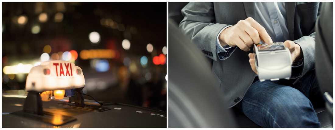 Under sommaren ökar antalet taxibedrägerier i storstäderna.