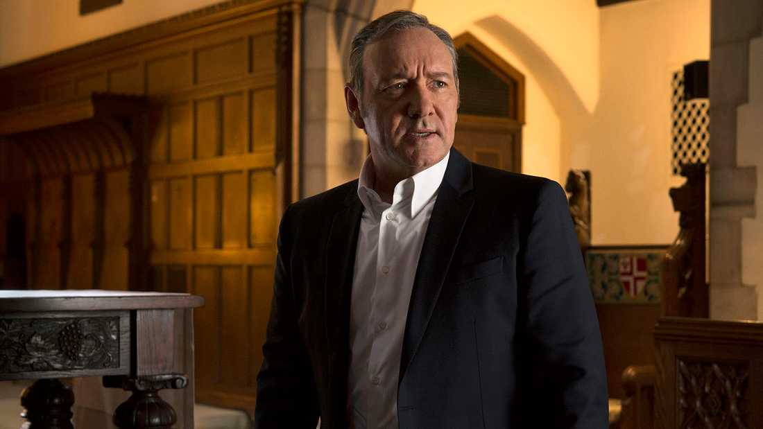 "Kevin Spacey i ""House of cards""."
