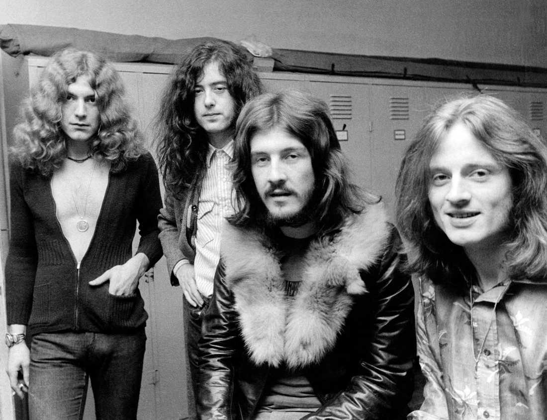 Led Zeppelin 1970.