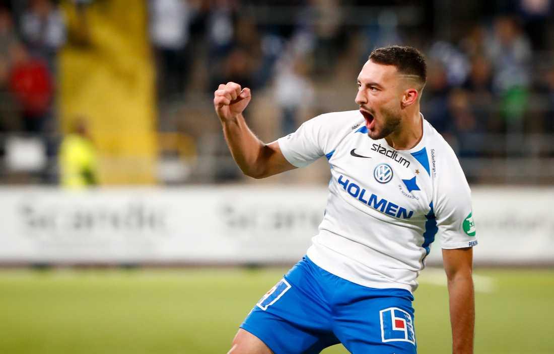 Sead Haksabanovic stannar i IFK Norrköping på permanent basis. Arkivbild.