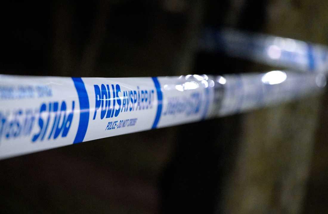 Polisen misstänker att en man mördats på ett hotellhem i västra Stockholm. Arkivbild.