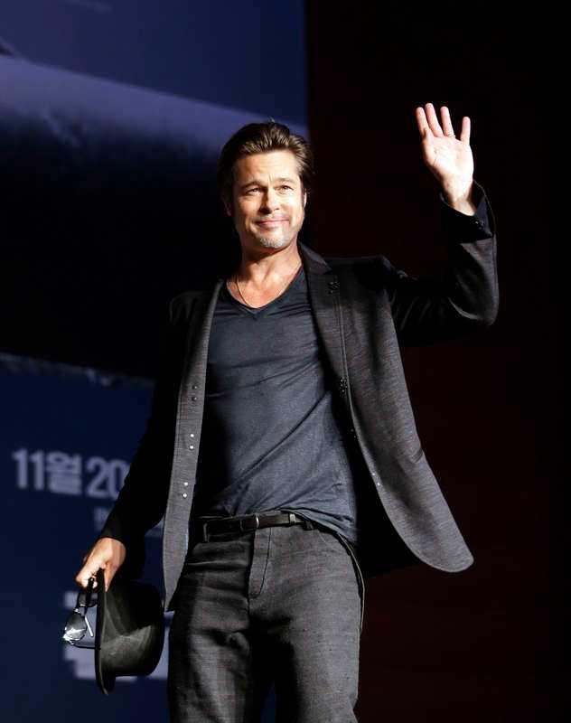 Cameron Diaz och Brad Pitt har fått sina filmer läckta på Internet.