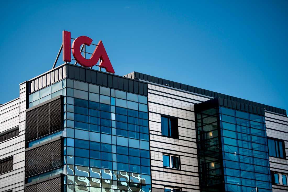 ICA återkallar en lampa som sålts i två år. Arkivbild.