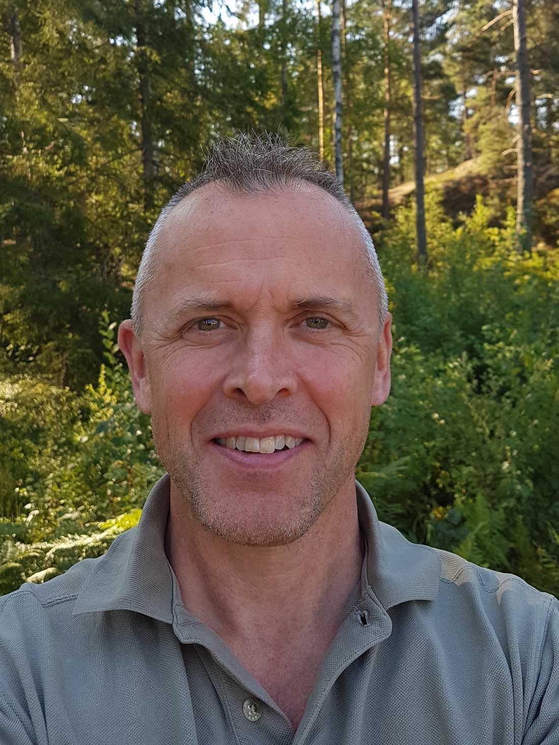 Fredrik Widemo viltforskare på SLU