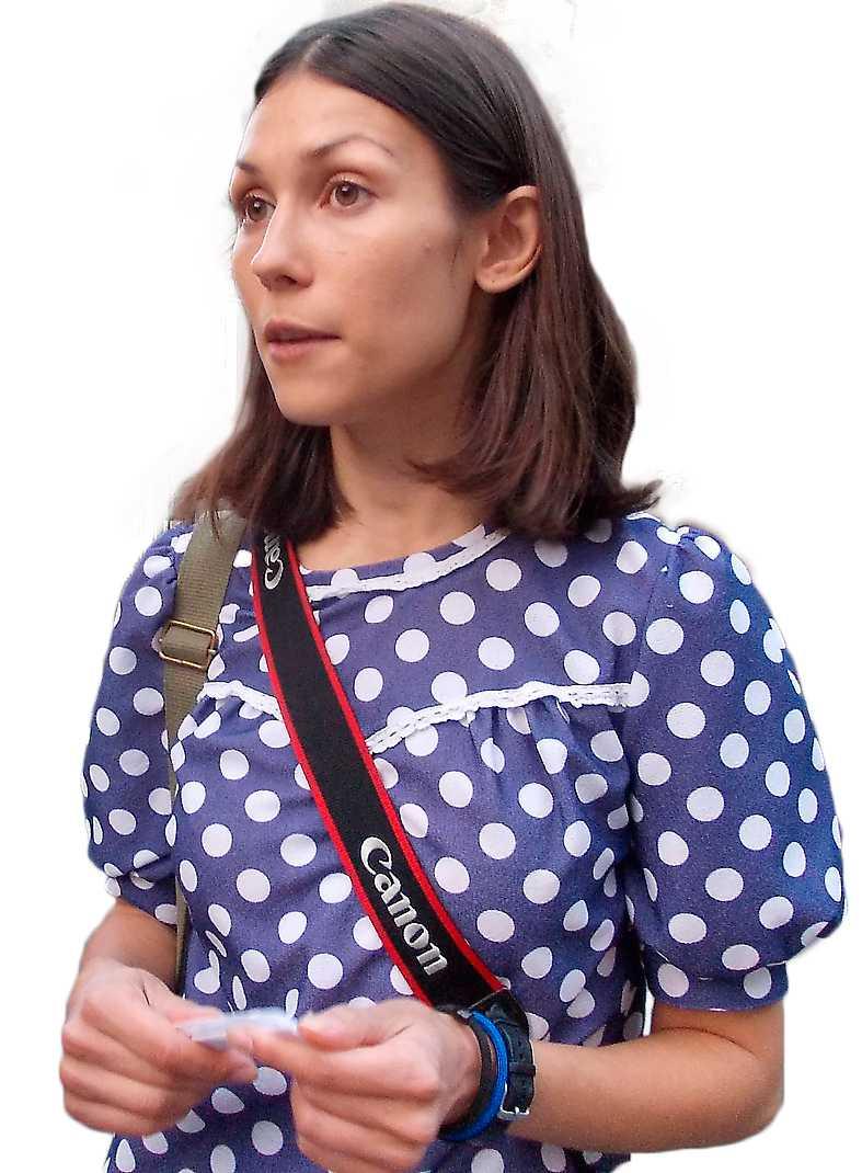 Varvara Tjernoivanenko, Högra sektorn.