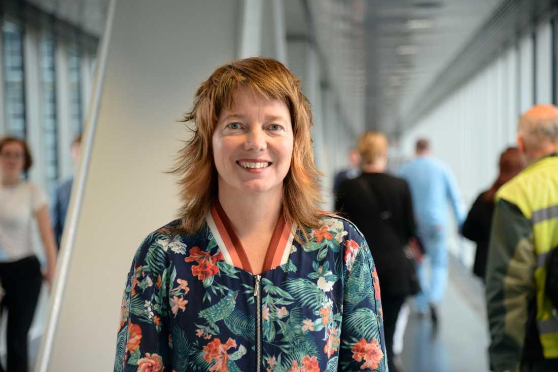 EU-parlamentarikern Malin Björk föreslås toppa Vänsterpartiets lista till EU-valet i maj.