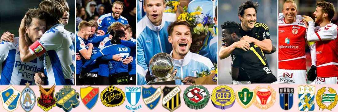 Allsvenskan 2017.