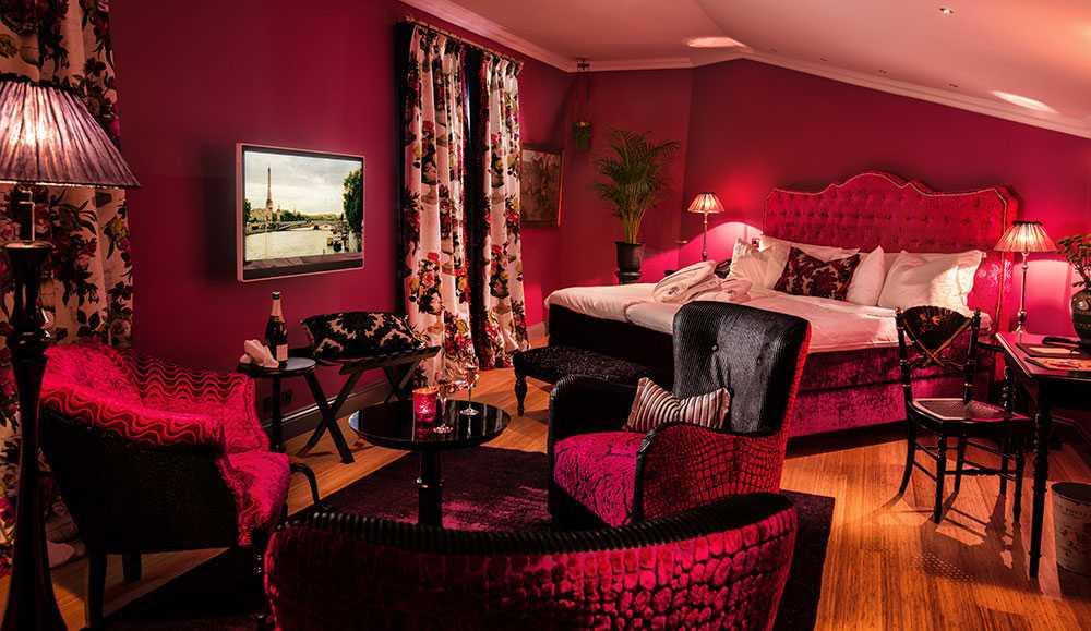 Dorsia Hotel är Sveriges näst bästa lyxhotell.