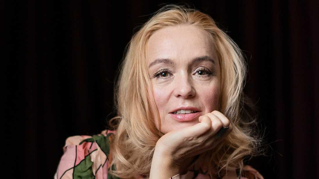 Lisa Ekdahl.