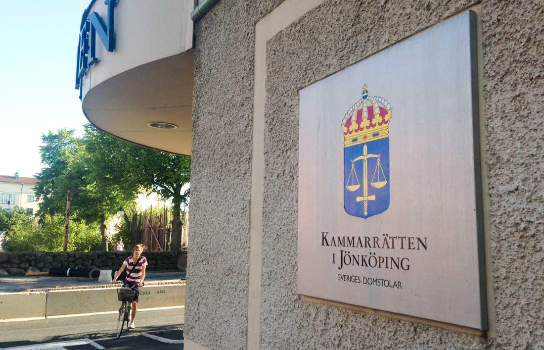 Kammarrätten i Jönköping beslutade av tvångsvården av flickan skulle upphöra. Arkivbild.