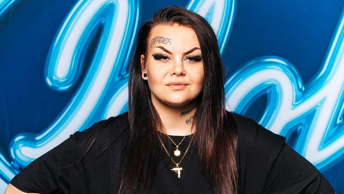 """Astrid Risberg  saknas när """"Idol""""-finalen avgörs i Globen."""