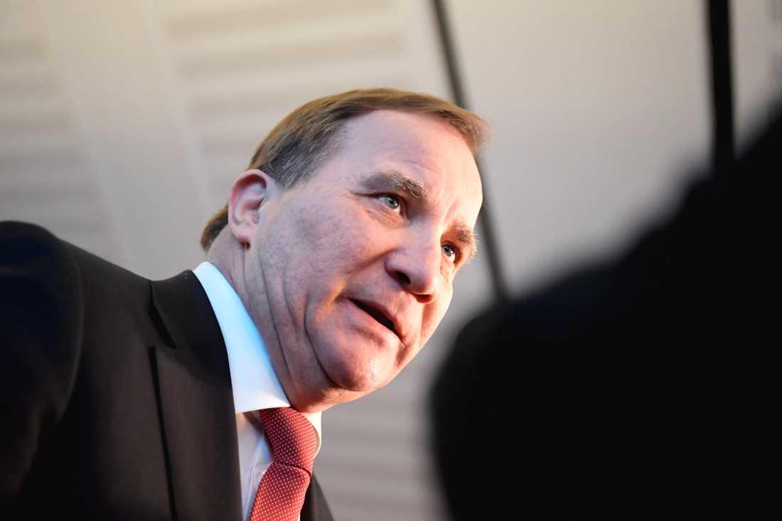 Socialdemokraterna får 23,7 procent i Svensk väljaropinions senaste mätning.