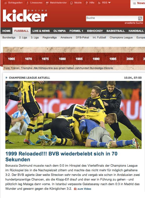 Kicker.de.