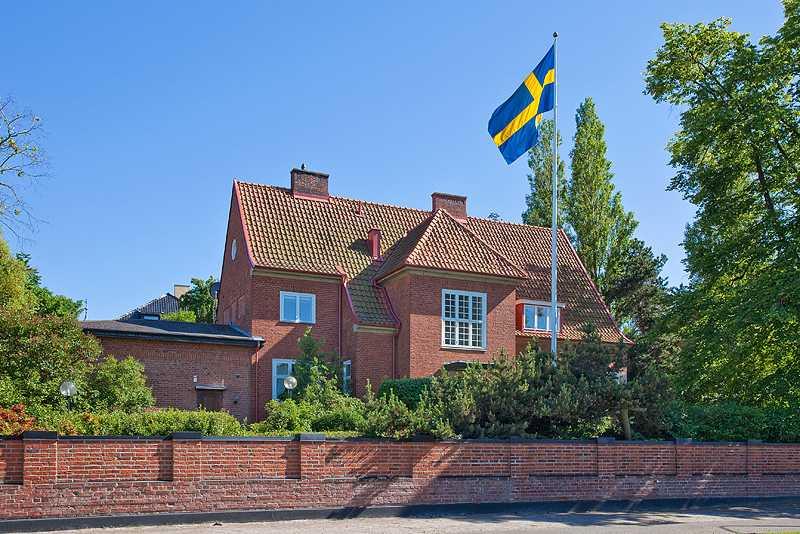 Skåne – Dyrast Malmö, 329 m², 28000000 kronor.