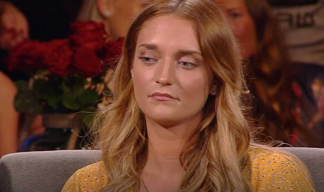 "Hedvig Friberg i ""Bachelor"" 2018"