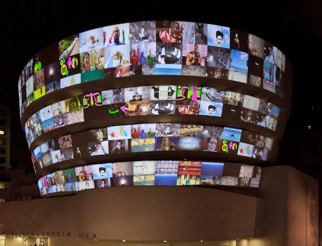 1. GUGGENHEIM MUSEUM, NEW YORK