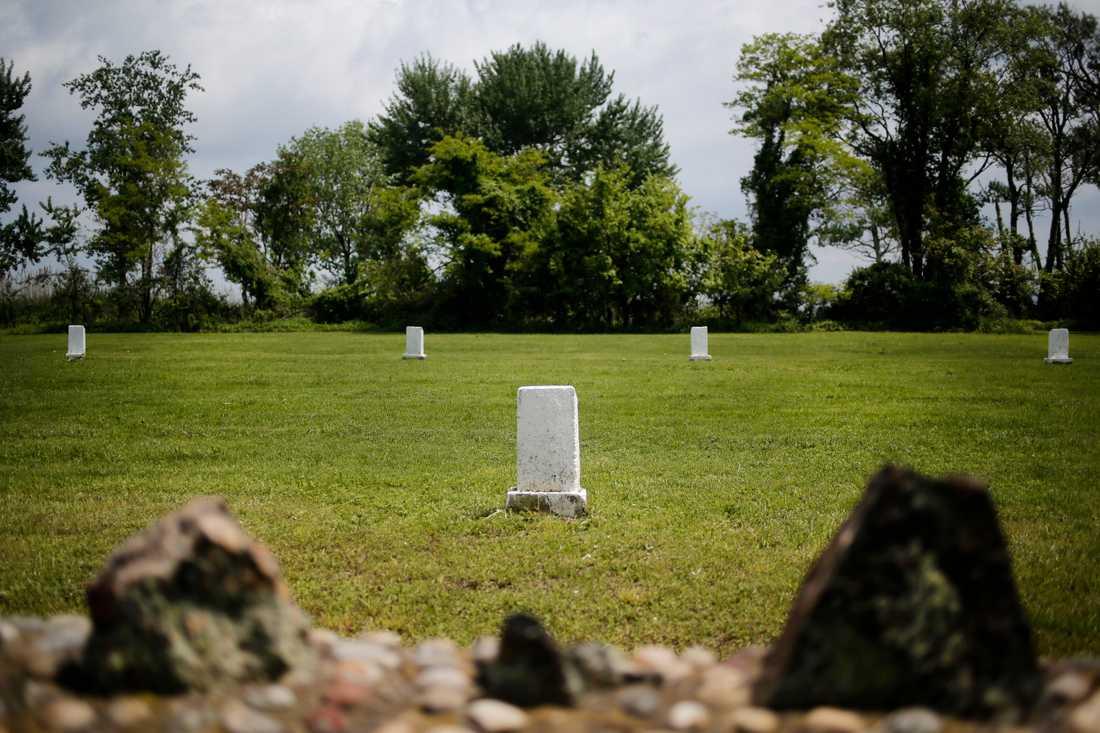 Staden New York gör nu en insats för skänka mer värdighet åt begravningsplatsen Hart Island. Arkivbild.