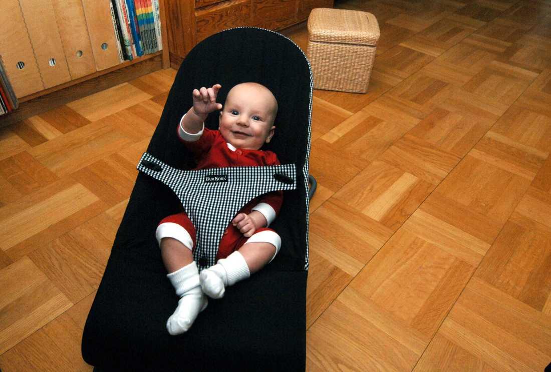 Baby sitter funkar – men bara i korta stunder.