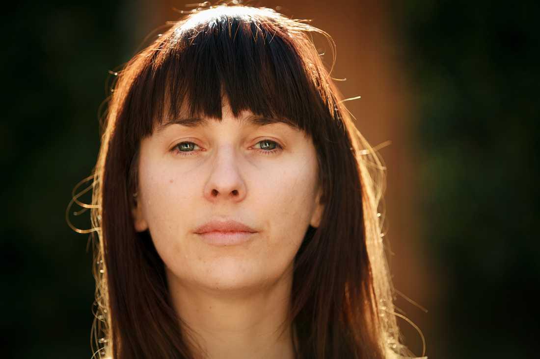 Julia Taube. Foto: Jesper Persson