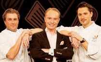 I Kockduellen med Christian Hellberg och Daniel Couet.