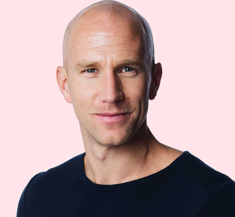 Henrik Rydström.