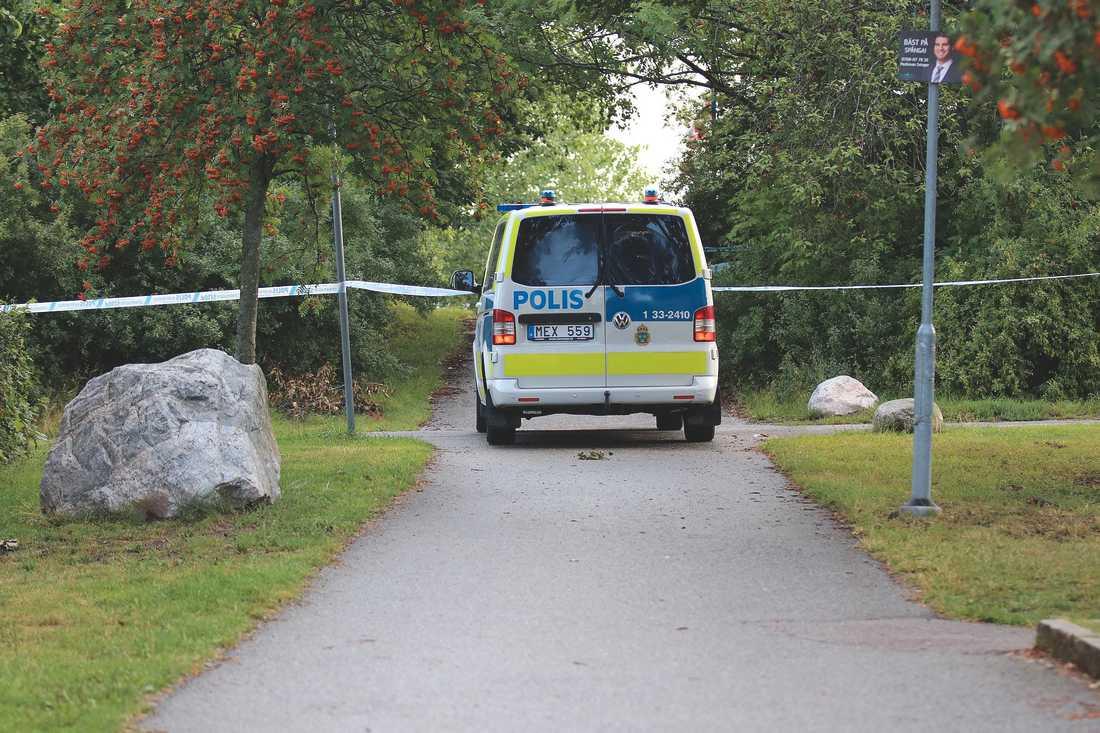 """På onsdagsmorgonen hittades en man död i Stockholm. En källa uppger för Aftonbladet att mannen """"är till synes avrättad""""."""