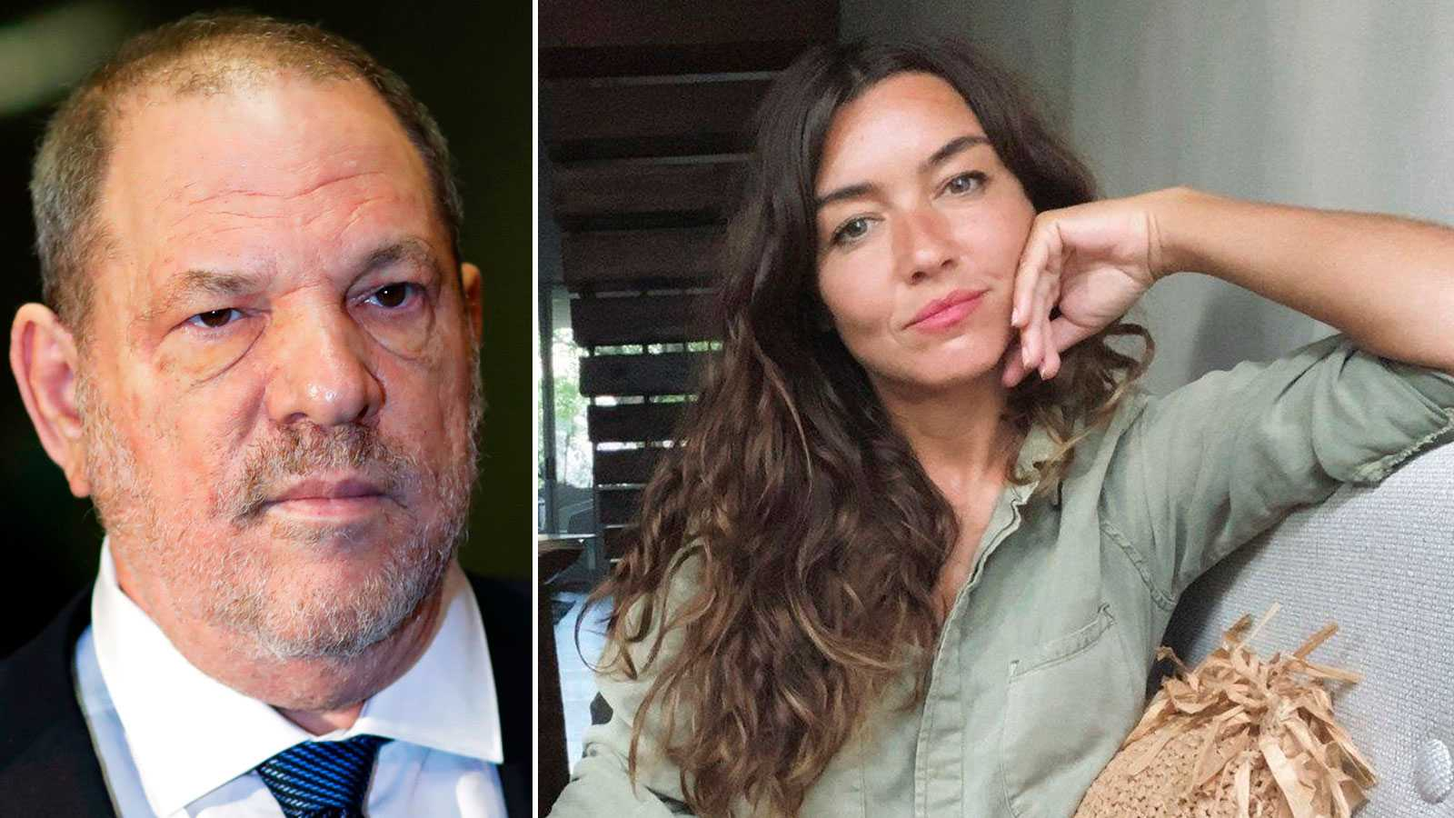 Svenska Miriam Haley fällde Harvey Weinstein
