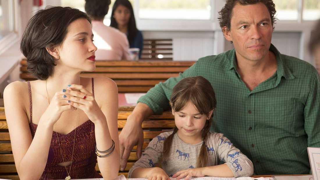 """Ruth Wilson och Dominic West spelar huvudrollerna i otrohetsserien """"The affair"""" som nu visas på HBO Nordic."""