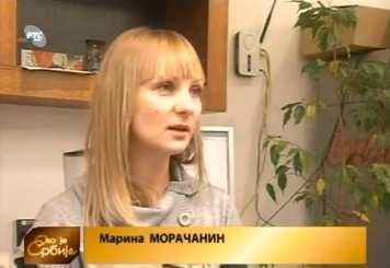 Servitrisen Marina Moracanin, 28, är en ärlig person.