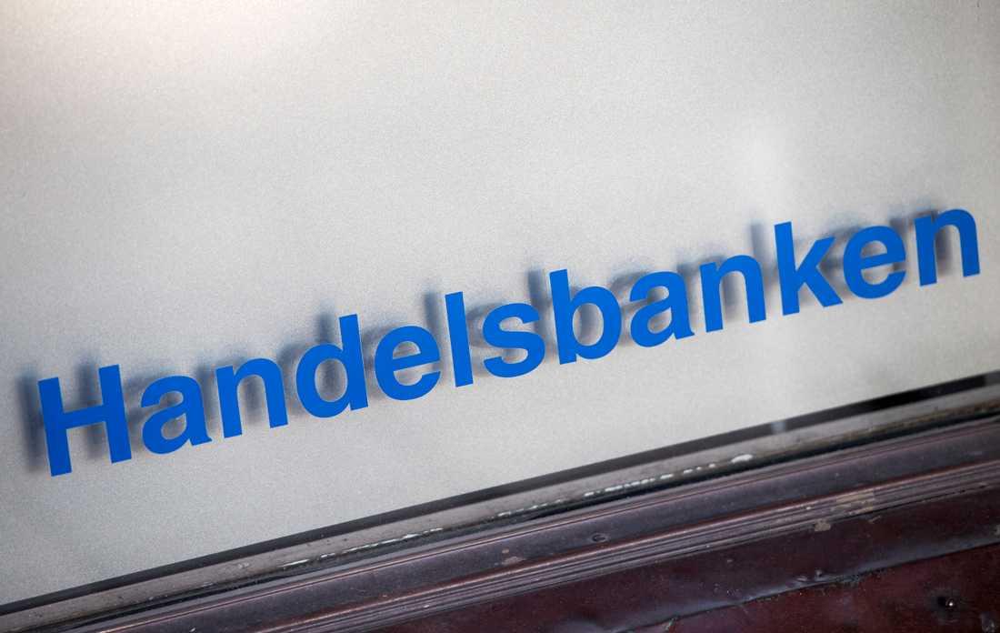 Handelsbanken sänker tillväxtprognosen. Arkivbild.
