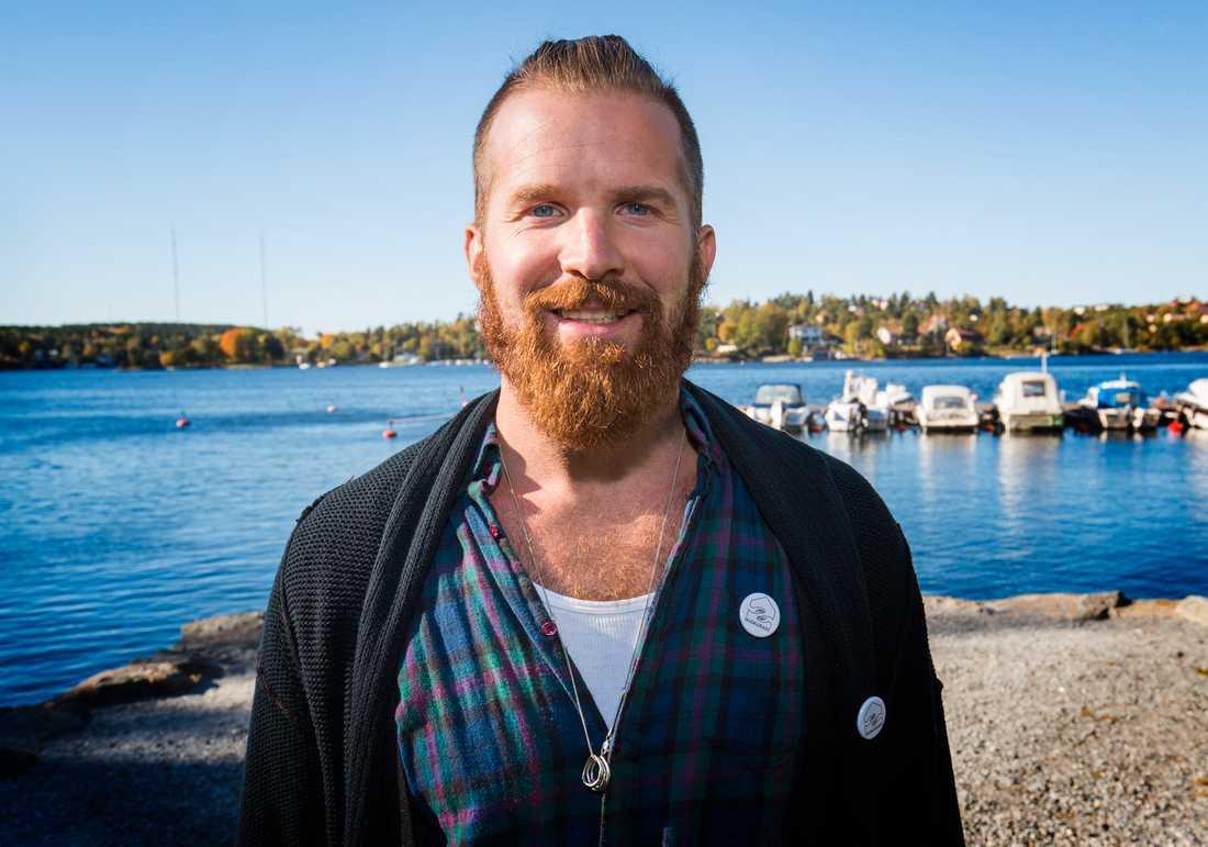 Peter Svensson i dag.