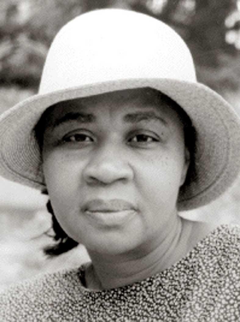 Jamaica Kincaid (född 1949).