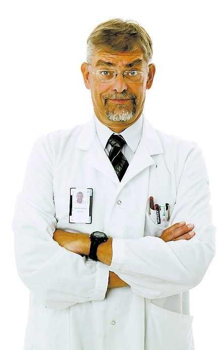 Stephan Rössner , Sveriges främste viktprofessor och forskare vid överviktsenheten på Huddinge universitetssjukhus, var med och startade Viktklubb.se 2003.