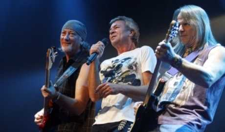 Deep Purple, still going strong, i Göteborg 15 juli.