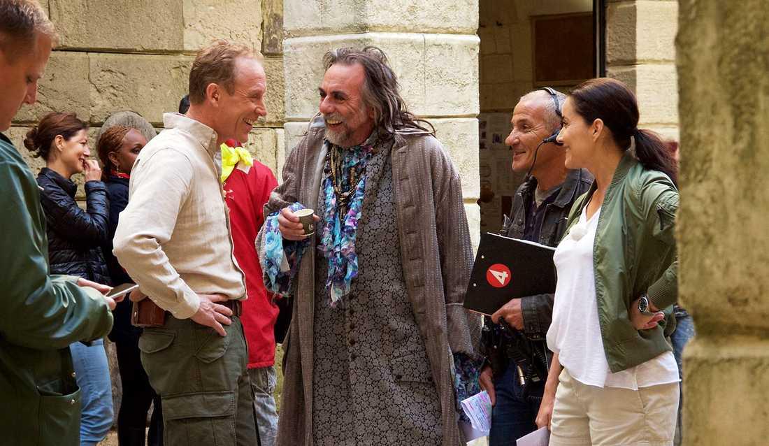 Rikard Wolff som Fader Fouras.
