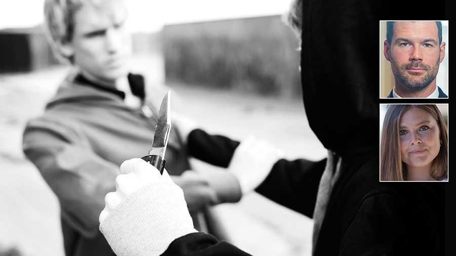 Förnedringsrånen splittrar och polariserar samhället. Utvecklingen måste stoppas och förövarna måste få ordentliga straff. Moderaterna presenterar därför nya förslag, skriver Johan Forssell och Louise Meijer.