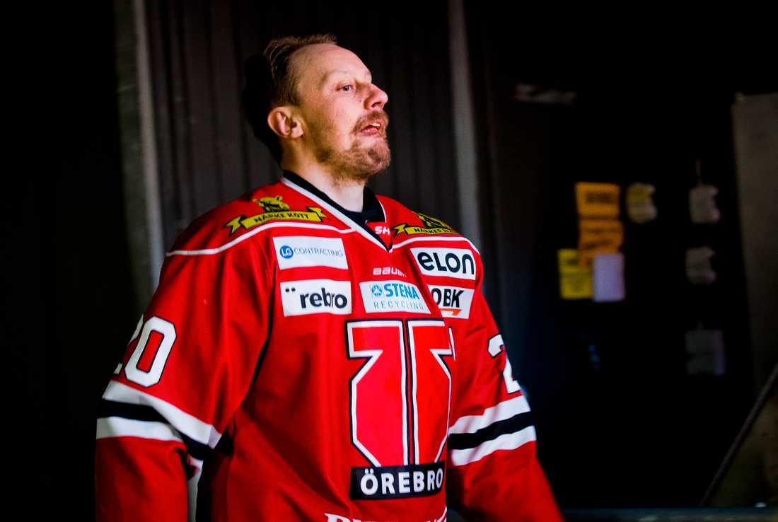 Marcus Weinstock blev dumpad av Örebro – nu tillbaka i ny roll.