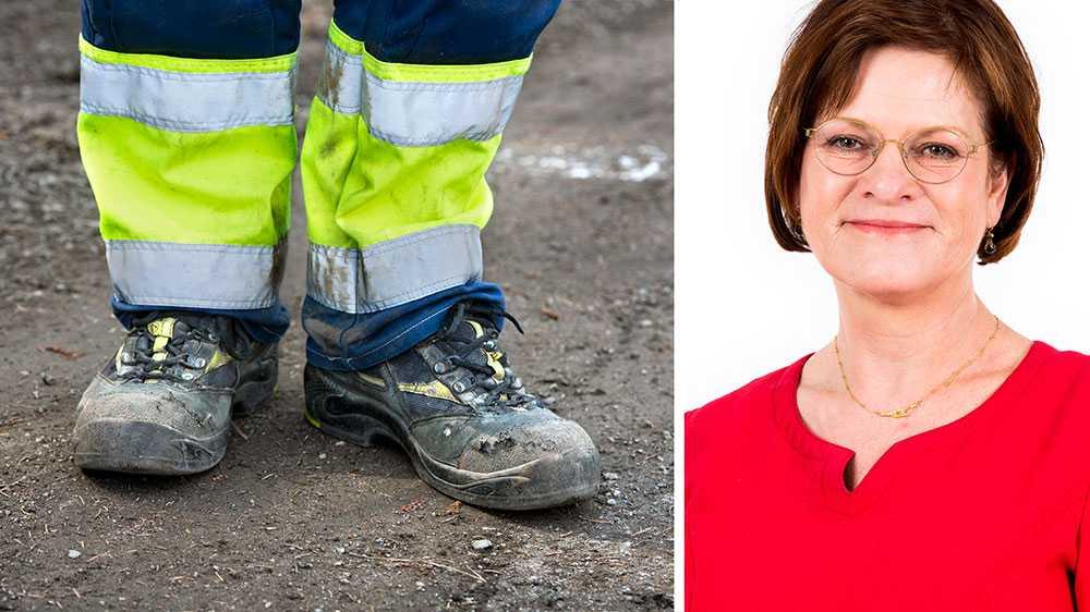 Personer som är långvarigt utstationerade i Sverige ska inte bara ha rätt till lika lön utan även rätt till de flesta arbets- och anställningsvillkor som gäller i Sverige, skriver Marie Granlund, särskild utredare, utstationeringsutredningen.