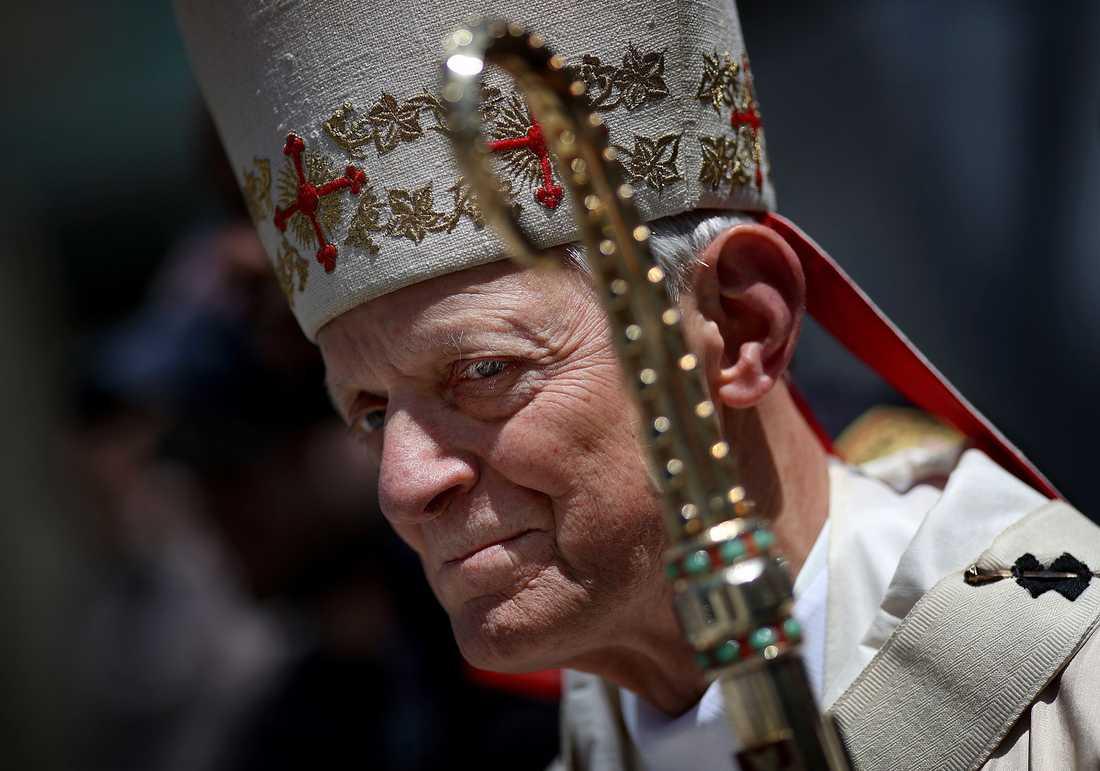 Kardinal Donald Wuerl pekas ut som en av de präster som är med i utredningen som ligger till grund för den nya pedofilskandalen inom katolska kyrkan.