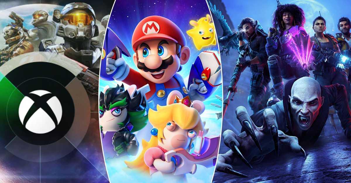 Största nyheterna från spelmässan E3
